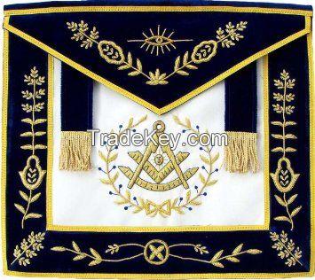 Masonic Blue Lodge Grand Past Master Apron