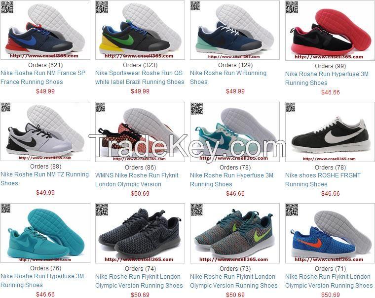 Roshe Run Running Shoes Men Athletic Shoes