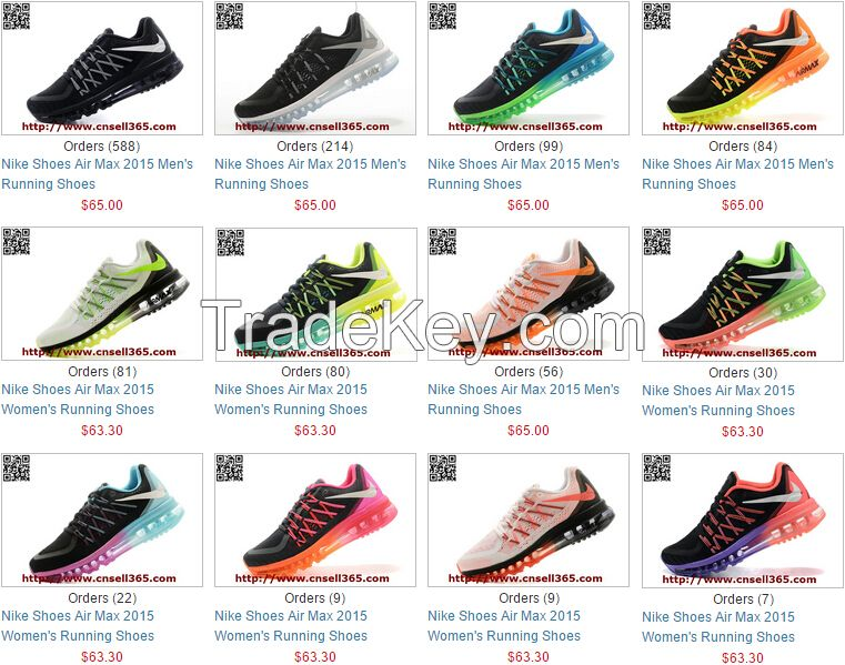 Air Max 2015 Men's Running Shoes Women's Sports Shoes