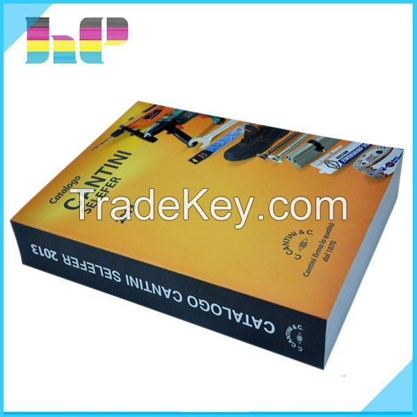 catalog printing Chinese factory