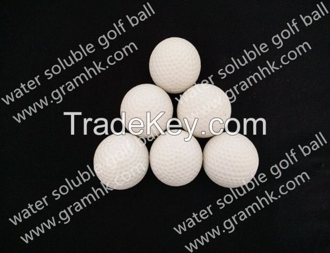 pva water soluble golf ball