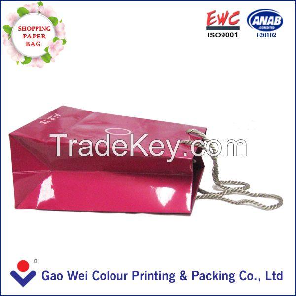 2015 popular gift paper bag