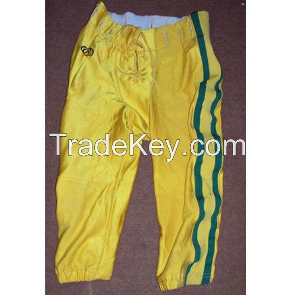 American football uniform/ Tackle twill american football supplies