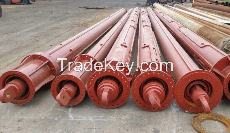 Interlocking kelly bar, friction kelly bar, for BAUER/SANY rotary drilling rig