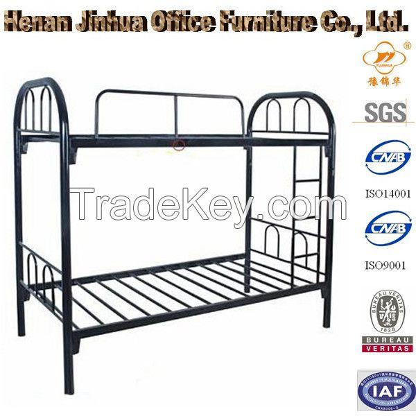 metal dormitory bunk bed,