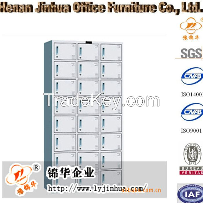 many doors steel /metal  locker , clothes cabinet, wardrobe,