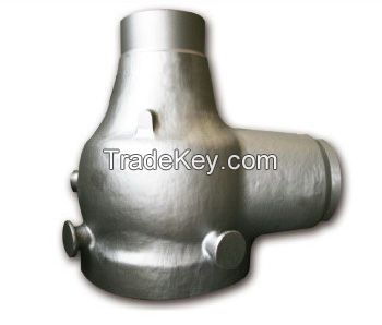 Customized Forged Alloy Steel Forging Gate Valve Part