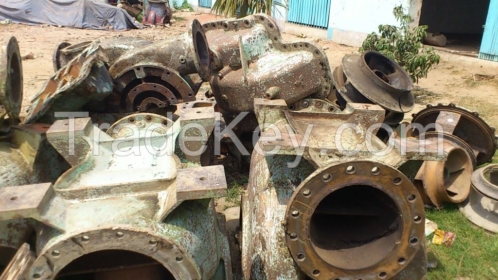 Gun METAL/RED BRASS/ Bronze Scrap/ EBONY/ PH Bronze Ship Breaking