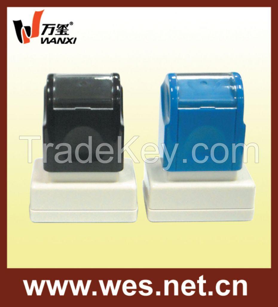 Flash stamp business stamp office stamp pre-inked stamp