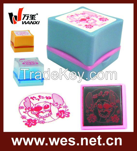 Toy Stamp, Pre-inked Stamp, Self inking Kids Stamp