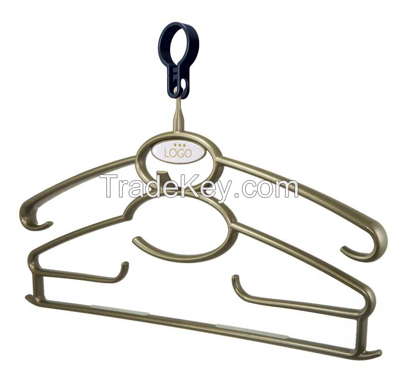 Gno.1 Anti-Theft Hotel Coat Hangers