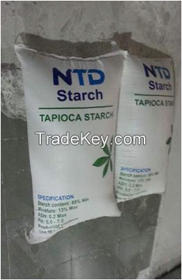 NTD Tapioca Starch
