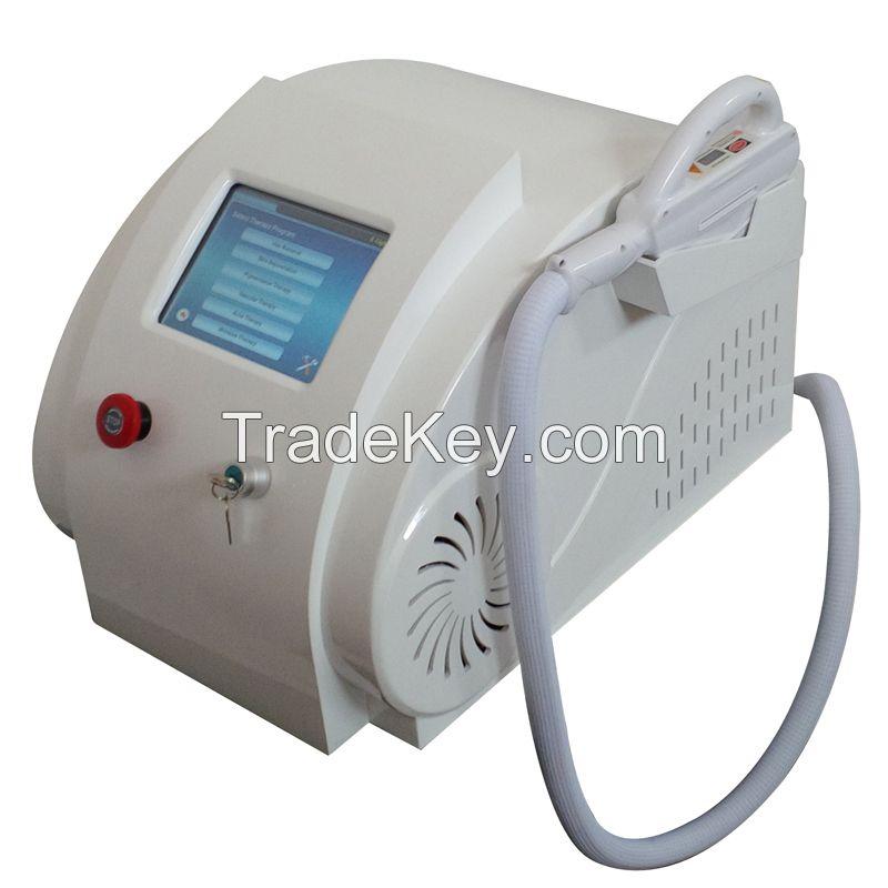 Professional Ipl Hair Removal System for Skin Rejuvenation, wrinkle Acne Pigment Treatment