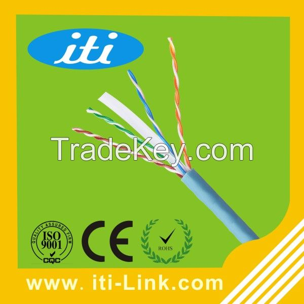 BC CCA UTP CAT6 network cable cat6 utp cable 305m per roll