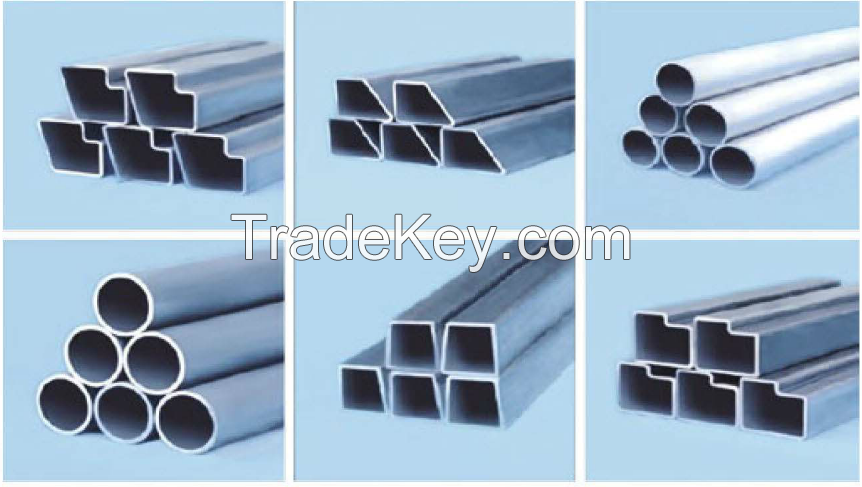 Carbon Seamless Pipe Tube Special Shape