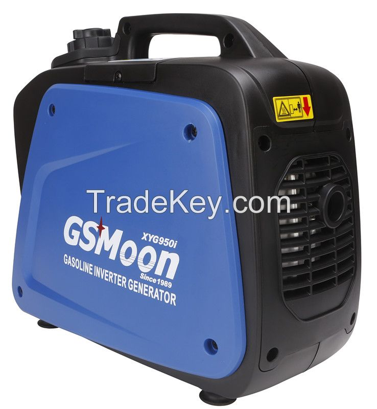 700w silent portable gasoline digital Inverter Generator with CE/EPS/GS/PSE certification