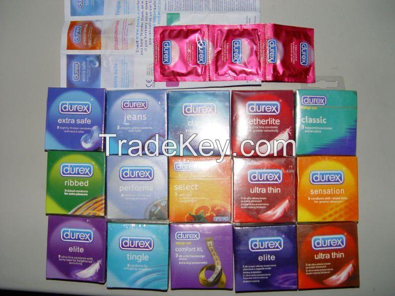 Latex Condoms for sale