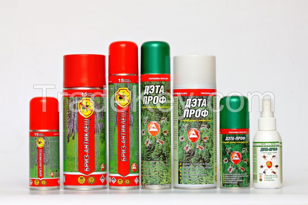 Sprays for self defense hunting tourism
