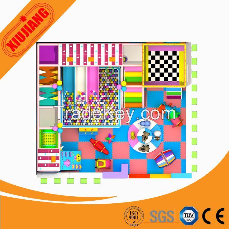 Indoor Playground for Kids (XJ1001-5002)