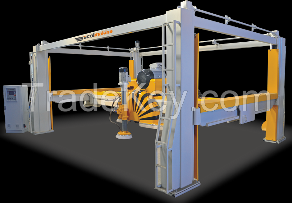 Marble Block Cutting Machine