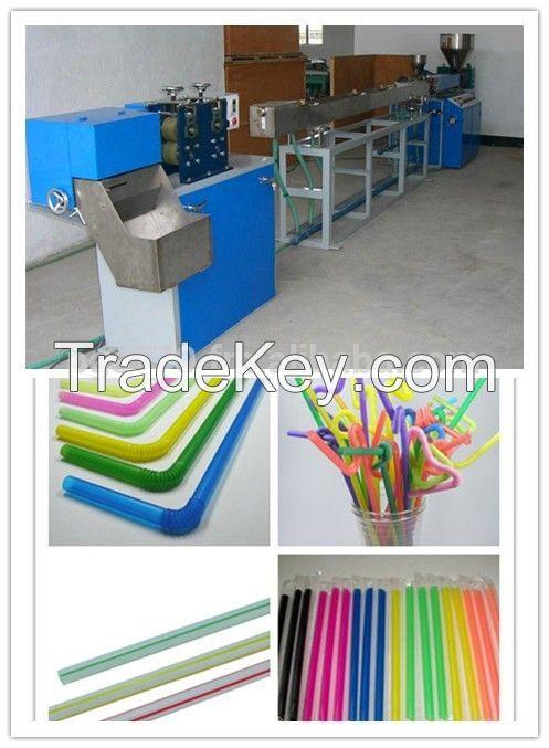 HOT SALE 2015 new plastic drinking straw/toothpick/lollipop/swab stick/coffee stick making machine
