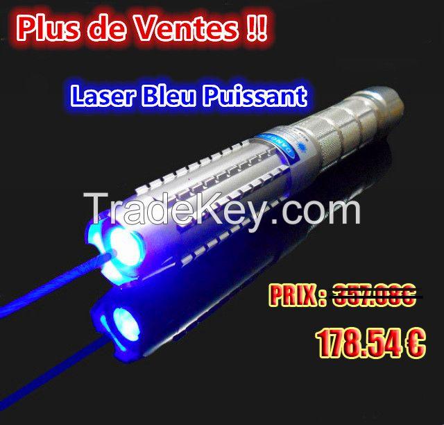 Acheter HTPOW Pointeur Laser Bleu 10000mw