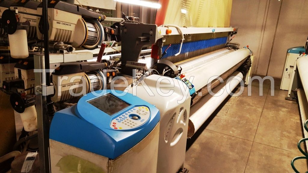 USED Vamatex Leonardo jacquard looms 3600mm