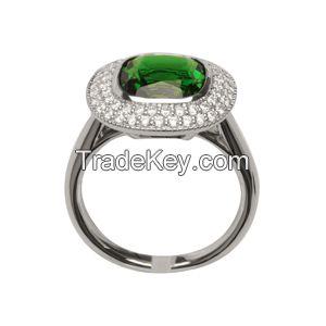 Inthorn Gold Gemstone Ring