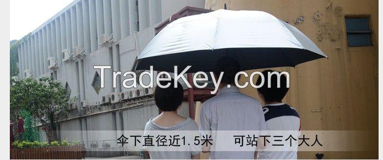 High quality lexus golf umbrella windproof single layer big golf umbrella