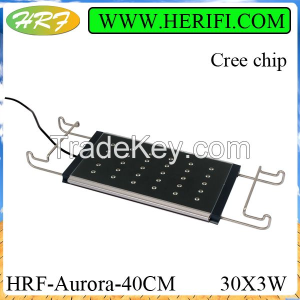 HRF Aurora Series led aquarium light