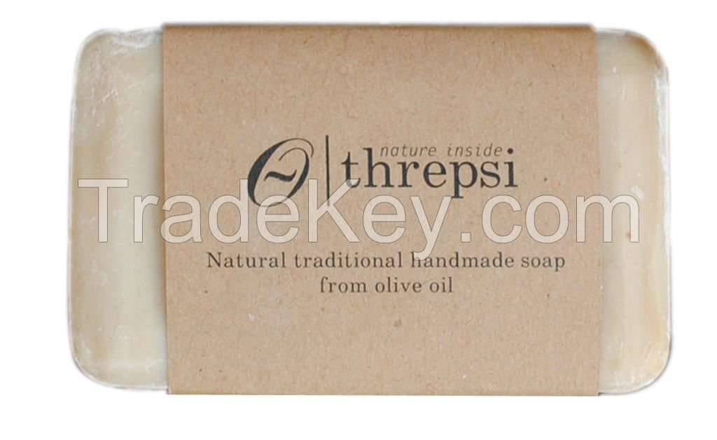 Threpsi Handmade Olive Oil Soap 125g