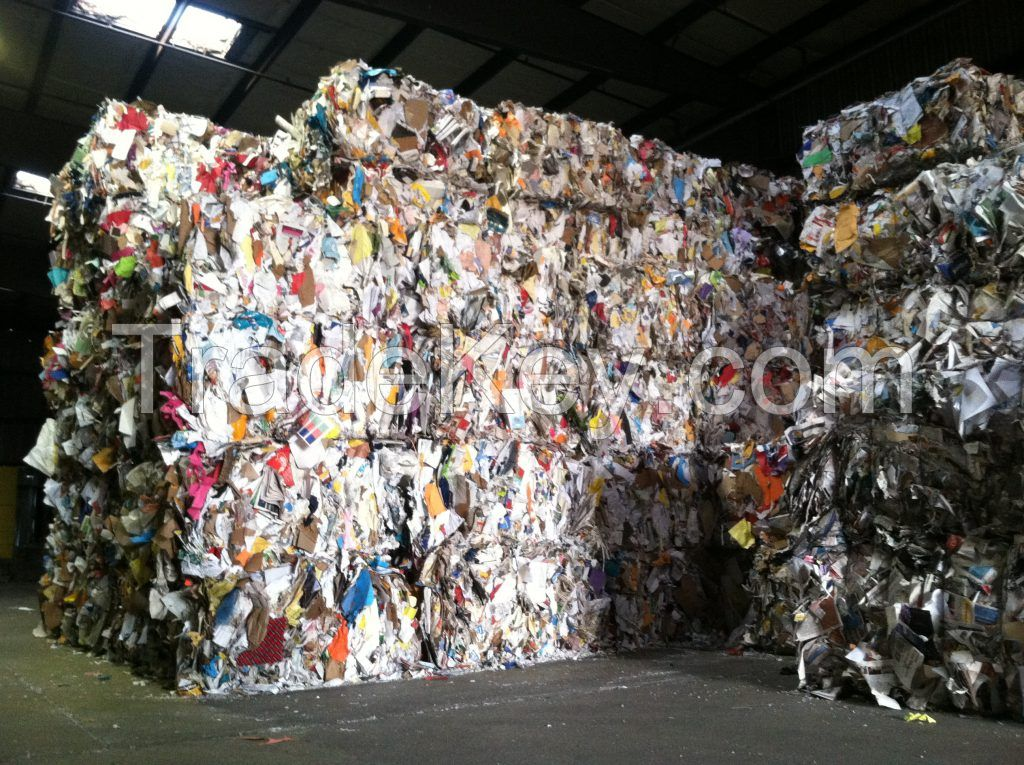 High Quality Recycled Magazines Paper Scrap