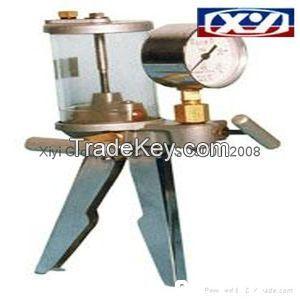 Y060 hand pressure pump, high pressure liquid pressure pump, portable hand pump