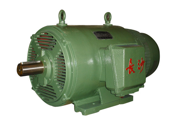 Conventional Three-phase Induction Motor