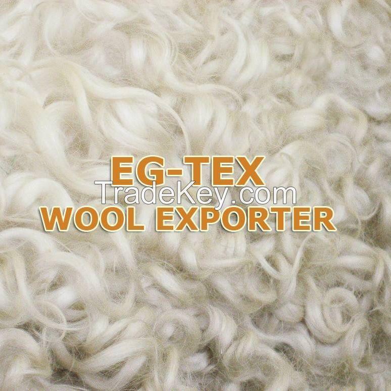 carpet grade wool