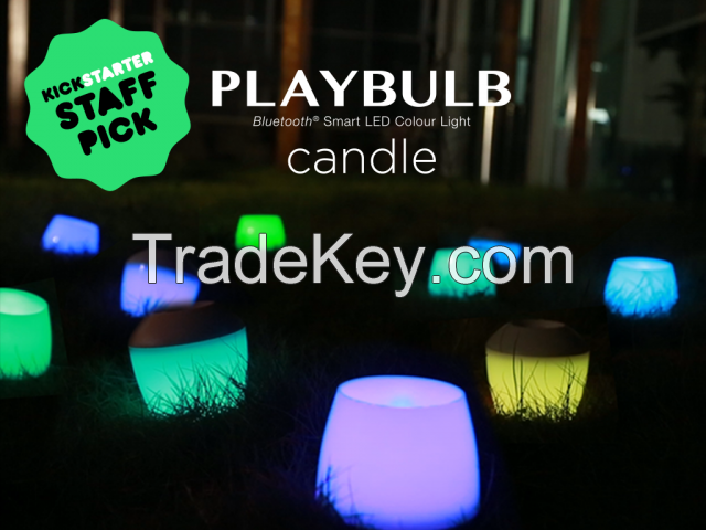 Play Bulb and Play Bulb Candle