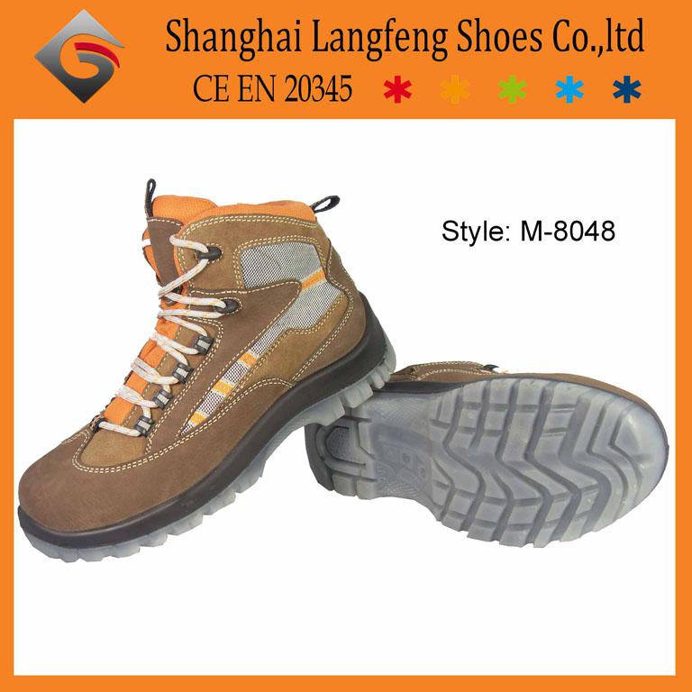Steel toe bata safety shoe