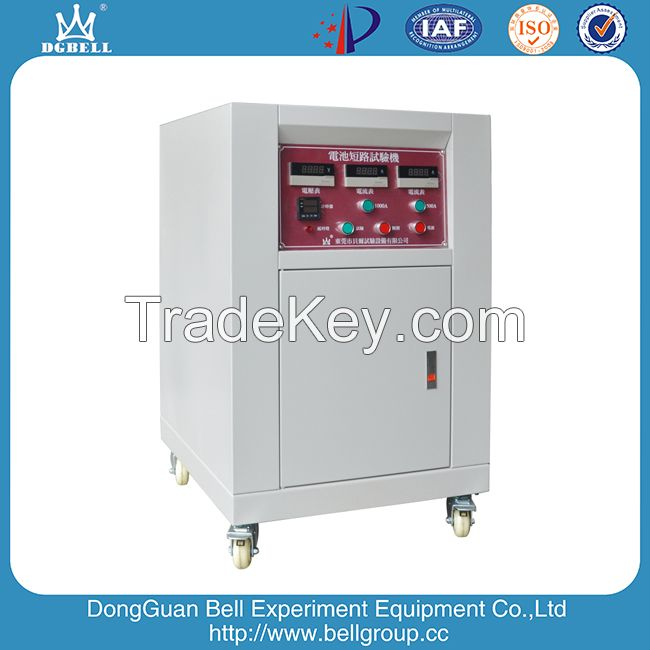 Temperature Controlled Battery Short-Circuit Tester