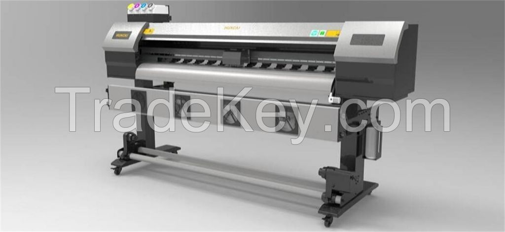 Brightness 1.6m Eco Solvent Printer With Dx5 Or Dx7 Head