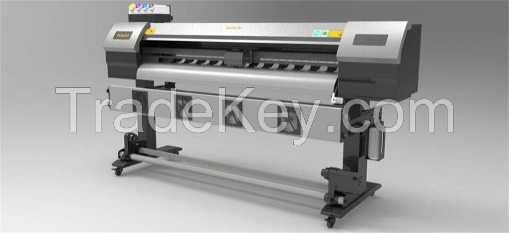 Brightness 1.6m Eco Solvent Printer With Dx5 On Sale