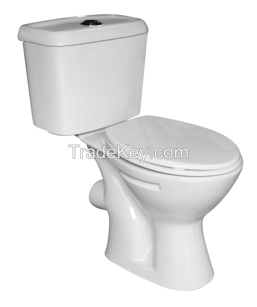 Washdown Two Piece Toilet