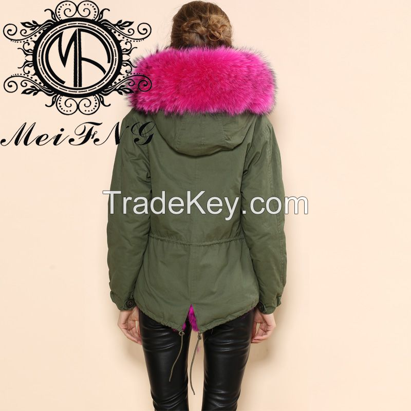mr mrs furs new arrival furs parka jacket unisex