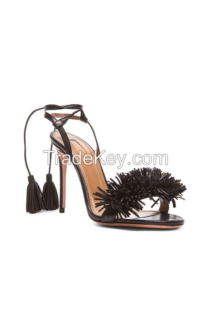 Hot Selling Designer Fashion High Heel Brand Shoes Women Sandals 2015