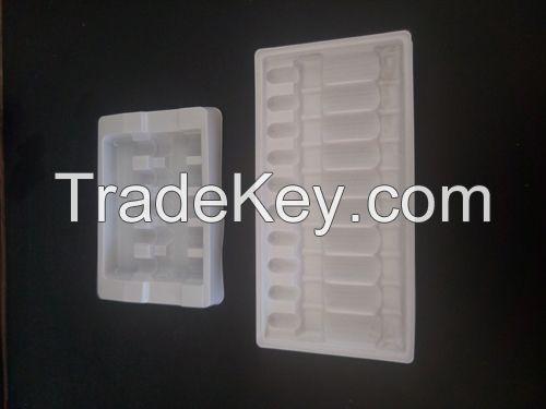plastic medicine tray