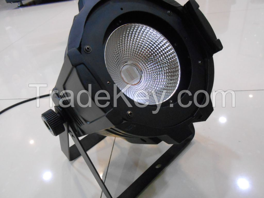 New items ! LED COB PAR LIGHT 100W RGBW full colors