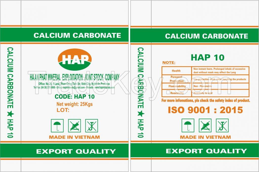 NATURAL ULTRA-FINE CALCIUM CARBONATE POWDER