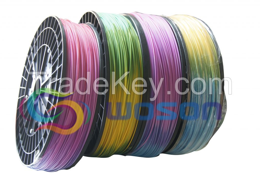 Woson 3D printing colrful Filament ABS