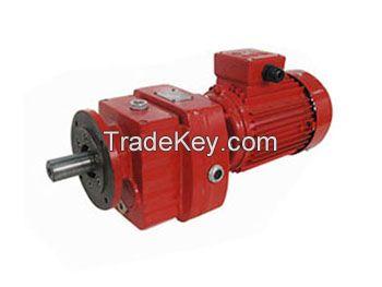 R Series Helica Gear Motor