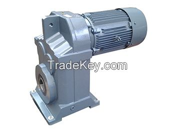 F Series Parallel Shaft Helical Gear Motor
