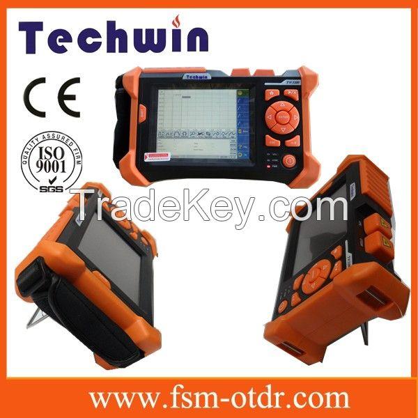 Techwin Handheld Mini OTDR Machine Equivalent to JDSU otdr